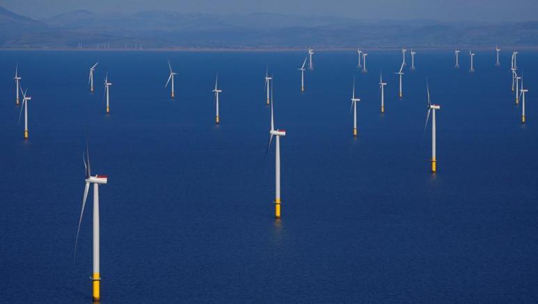 Parco eolico più grande al mondo